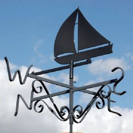 Yacht Weather Vane